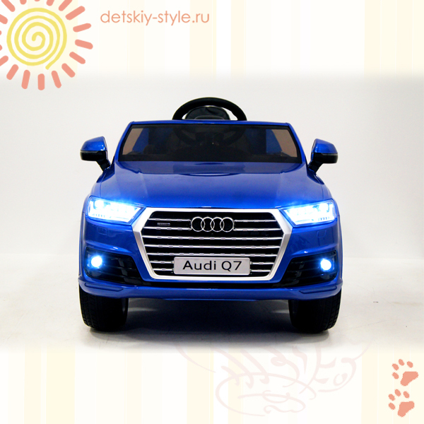 Электромобиль River-Auto Audi  Q7 Quattro (лицензия)