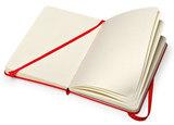Блокнот для рисования Moleskine Classic Pocket 90x140мм 80стр красный (ARTQP014R)