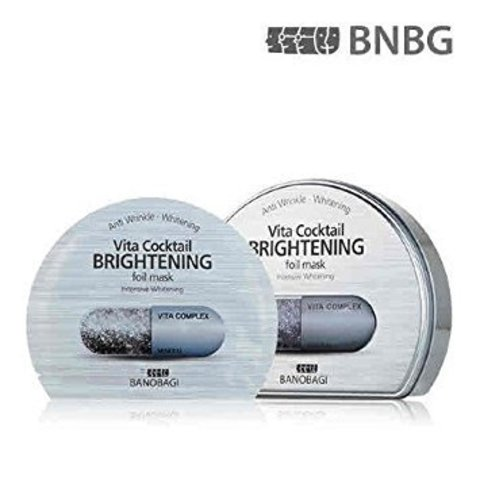 Banobagi Vita Cocktail Brightening Foil Mask Осветляющая маска