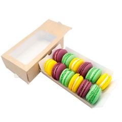 Коробка для 12 макарон