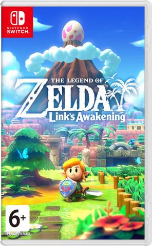 NS: The Legend of Zelda: Link's Awakening. Ограниченное издание (русская версия)