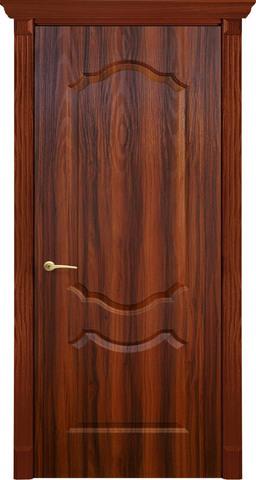 Дверь Канадка Анастасия (итальянский орех, глухая ПВХ), фабрика AIRON
