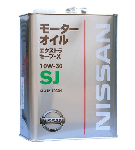NISSAN EXTRA SAVE X SJ 10W30