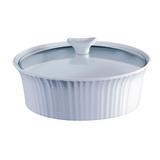 Форма для запекания круглая 2,3 л с крышкой, артикул 1105930, производитель - Corningware