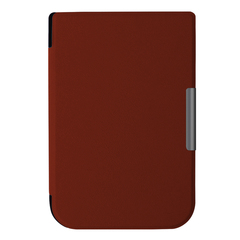 Чехол Hard Case Magnetic Cover для PocketBook 631 Brown Коричневый