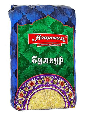 """Булгур пшеничный """"Националь"""" 450 г"""