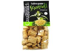 Хлебцы Скрокколи с оливковым маслом CR, 300г