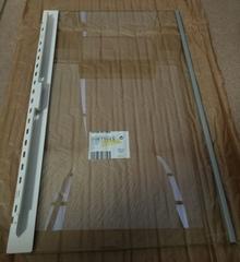 Полка стеклянная для холодильников Bosch
