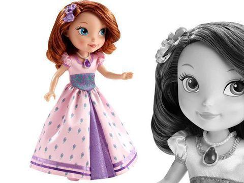 Кукла Принцесса София в магазине Магия кукол