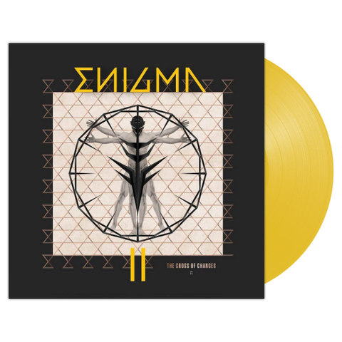 Enigma ‎/ The Cross Of Changes (Coloured Vinyl)(LP)