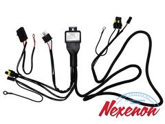 Провода для би-ксенона H4