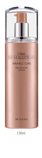 MISSHA Time Revolution Wrinkle Cure Dream Silky Lotion