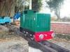 Garden Rail Jupiter 2 - A  на колеи 12,7 и 17,8 см  (два двигателя), электрический