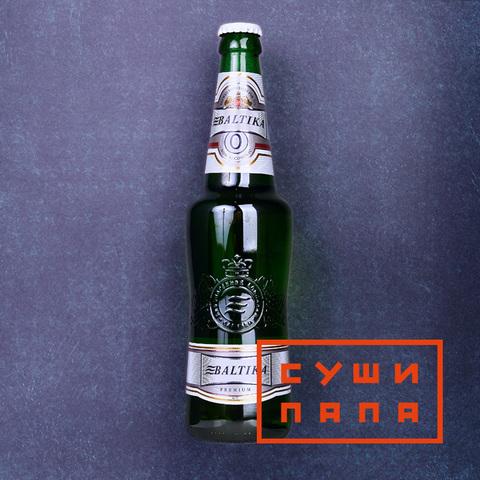 Пиво Балтика 0