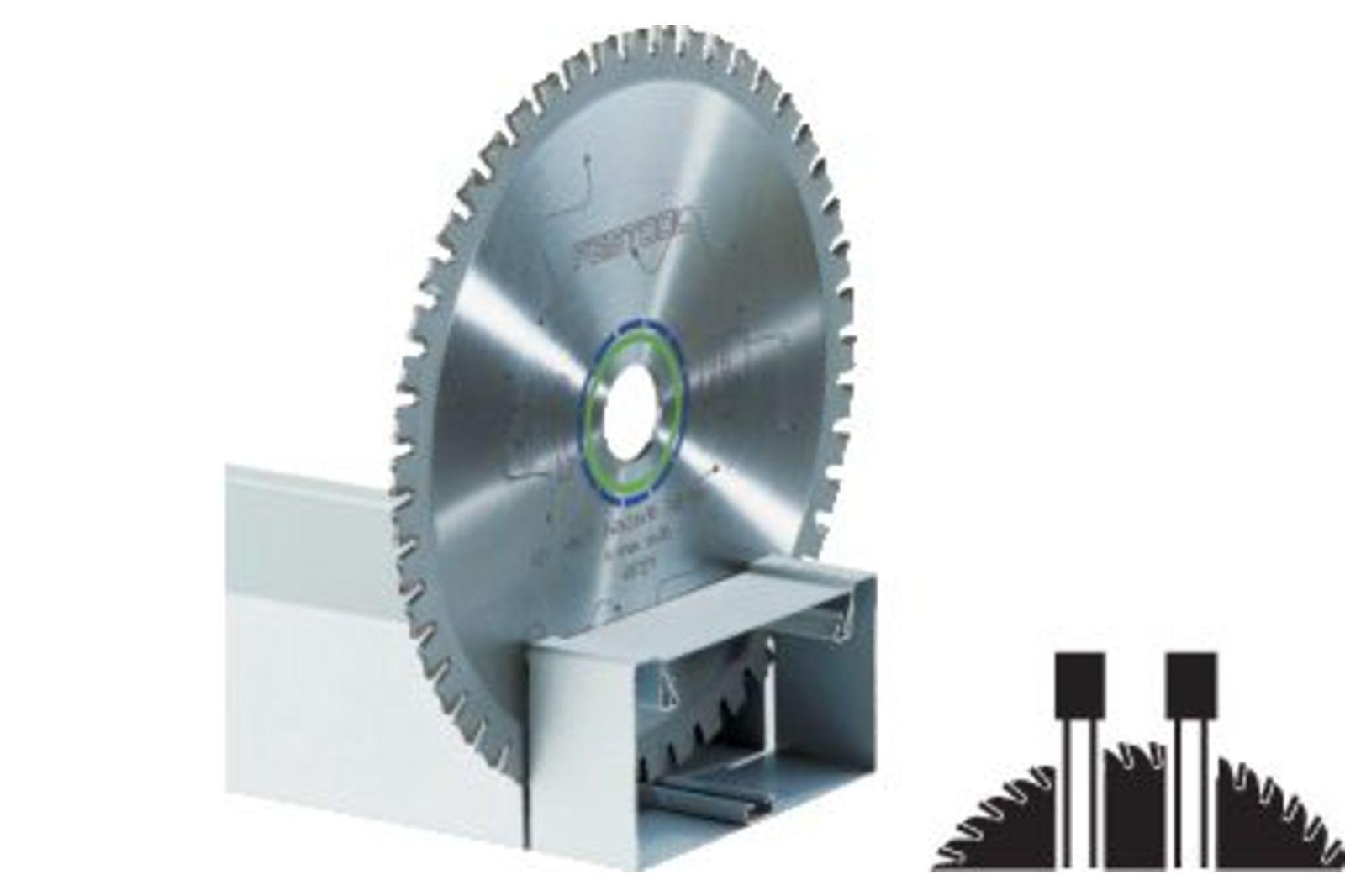 Пильный диск 350x2,9x30 TF60 TF60 Festool 769668