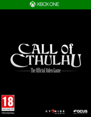 Microsoft Xbox One Call of Cthulhu (русские субтитры)