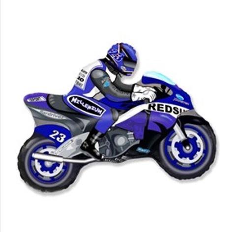 Фольгированный шар «Мотоцикл» #148849