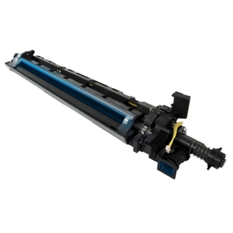 Блок девелопера DV-313C для Konica Minolta bizhub C258/C308/C368, синий (A7U40KD)