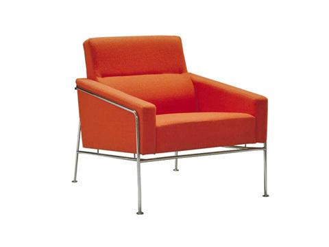 replica Arne Jacobsen Series 3300 armchair ( ткань)