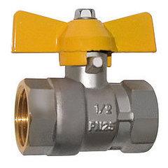 Кран газовый шаровой G-BEKA 1/2 дюйма Г/Г
