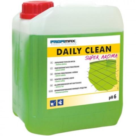 Профессиональная химия PROFIMAX DAILY CLEAN SUPER AROMA зеленая долина 5л