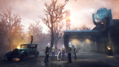PS4 The Sinking City. Издание первого дня (русская версия)