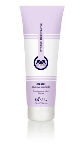 Кондиционер ААА Каарал кератиновый для окраш волос 250мл