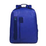 Рюкзак Piquadro Pulse синий телячья кожа (CA3349P15/BLU)
