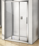 Душевая дверь BAS Orion WTW-110-C-CH 110 см
