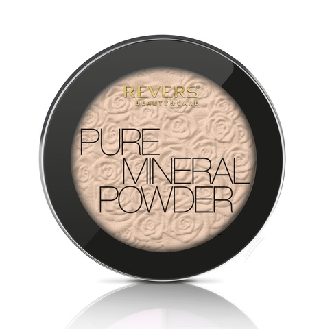 REVERS Пудра 9г MINERAL PURE №24 (*3)
