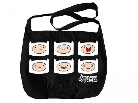 Сумка. Финн. Adventure Time