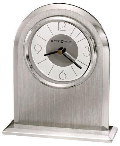 Часы настольные Howard Miller 645-766 Argento