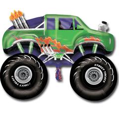 A ФИГУРА/V80 STREET Джип монстр, зеленый 37