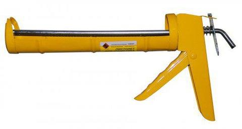 Пистолет для герметика полузакрытый ЭНКОР