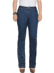 B35346 джинсы женские,темно-синие