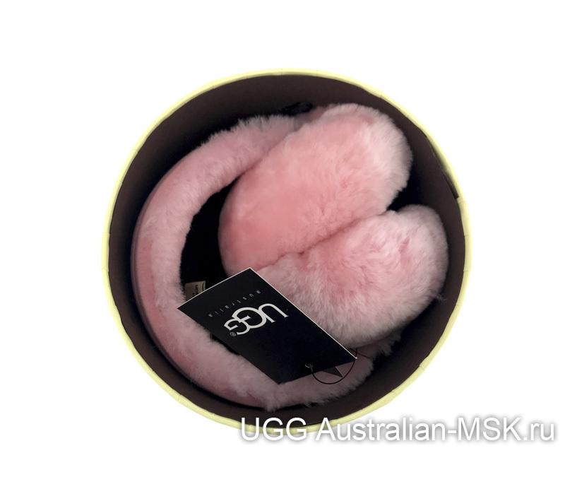 Наушники UGG Earmuff Pink