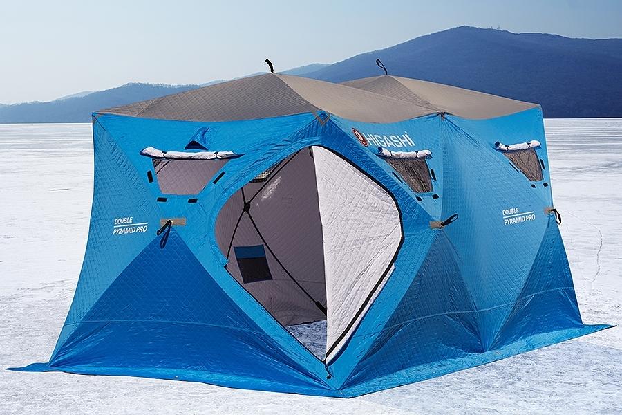 12 лучших палаток для зимней рыбалки
