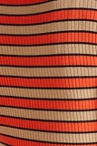 Водолазка 09794 оранжевый полоса