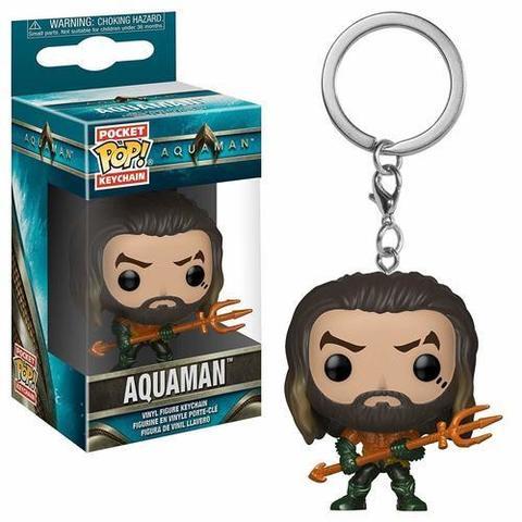 Брелок Funko Pocket POP! Keychain: Aquaman: Arthur Curry as Gladiator