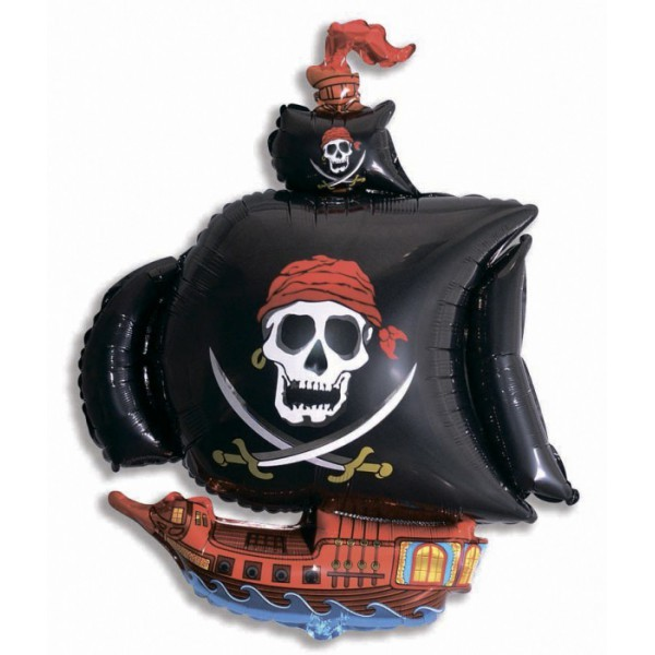 Фольгированные фигуры Фольгированный шар Пиратский корабль data-gallery-folgirovannye-figura-37-47-duymov-piratskiy-korabl-chernyj-104-600x600.jpg