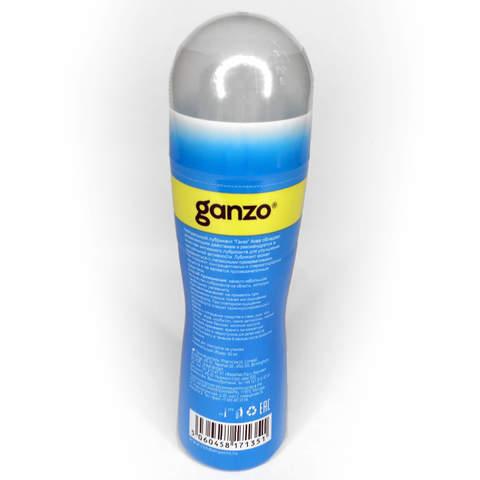 Смазка Ganzo Touch Aqua, 50 мл