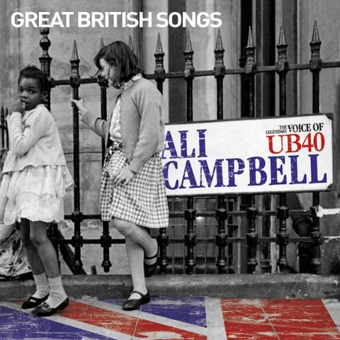 Ali Campbell / Great British Songs (RU)(CD)