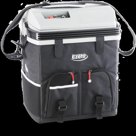 Термоэлектрический автохолодильник Ezetil ESC 28 (12V, 27л, черный)