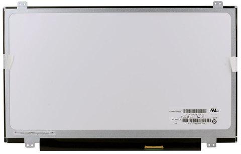 Матрица для ноутбука 14.0 1366X768 40 PIN SLIM PN HB140WH1-504