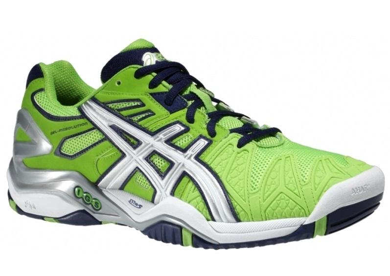 Кроссовки теннисные Asics Gel-Resolution 5 OC (E301Y 7093) мужские