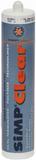 Клей герметик NPT SiMP Seal Clear 290мл (12шт/кор)