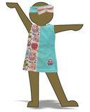 Платье трикотажное - Демонстрационный образец. Одежда для кукол, пупсов и мягких игрушек.