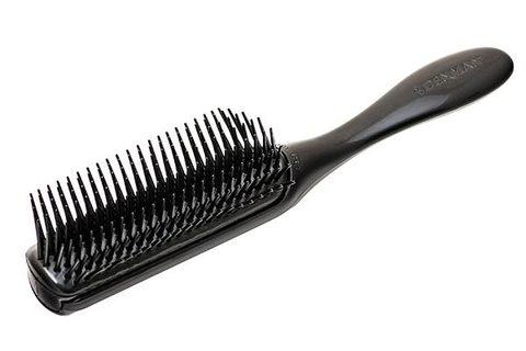 Щётка для мягких волос Denman Gentle Styling 8 рядов