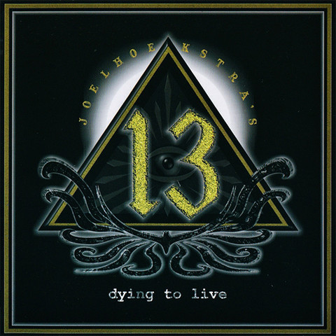 Joel Hoekstra's 13 / Dying To Live (RU)(CD)