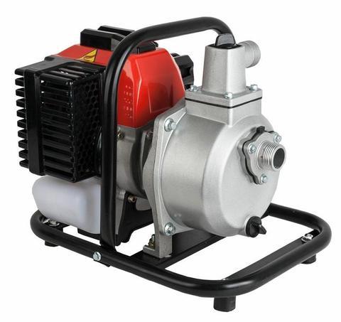 Мотопомпа бензиновая DDE PN25-II (2-хтакт,52 куб.см,1.9лc,вых 25мм, 30м, 8 м куб/час,т. бак 0,6л, 7,3кг